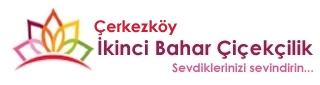çerkezköy çiçek siparişi Logo