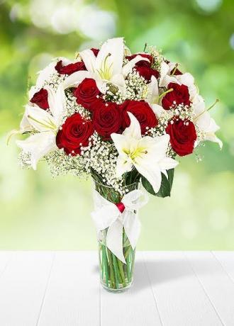 çerkezköy çiçek siparişi Bahar Esintisi