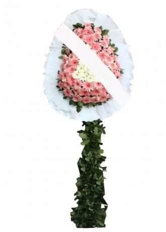 çerkezköy çiçek Ayaklı Sepet